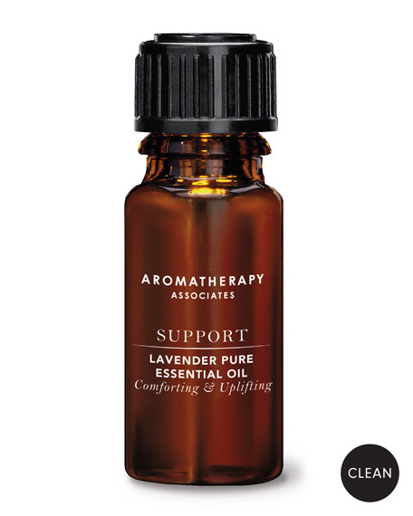 Image 1 of 3: Aromatherapy Associates 0.34 oz. Support Lavender Pure Essential Oil