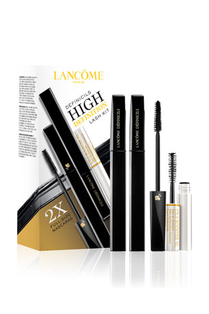 Lancome High Definition Lash Kit