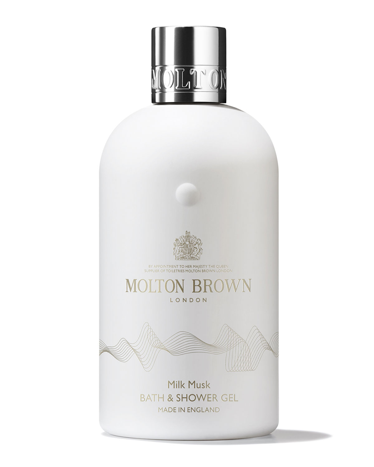 Molton Brown 10 oz. Milk Musk Bath & Shower Gel