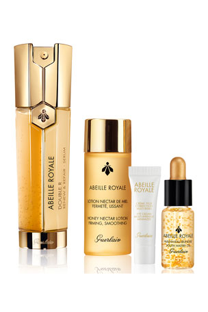 Guerlain Abeille Royale Anti-Aging Radiance Ritual Summer Set ($271 Value)