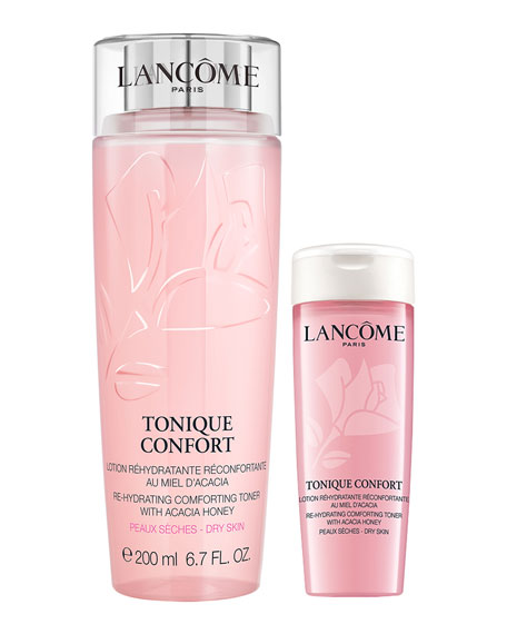Image 1 of 3: Lancome Tonique Confort Duo Bundle