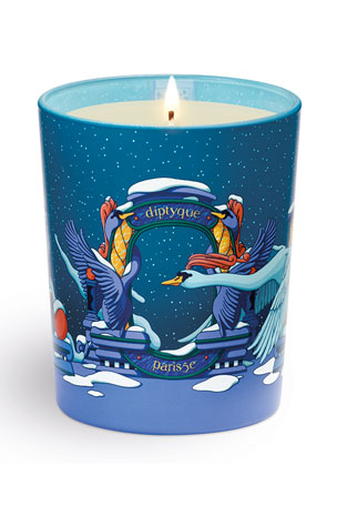Diptyque Amber Feather Holiday Candle 190g