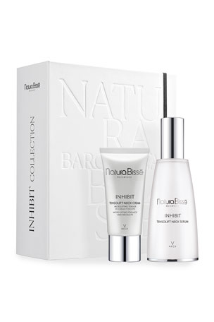Natura Bissé Inhibit Tensolift Neck Holiday Set - Limited Edition ($500 Value)