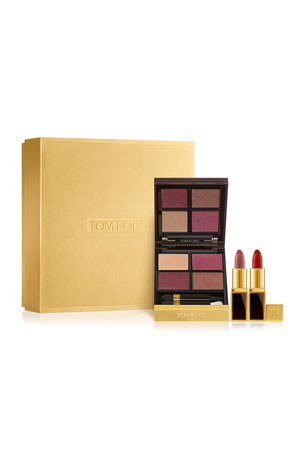 TOM FORD Iconic Look Eye and Lip Set
