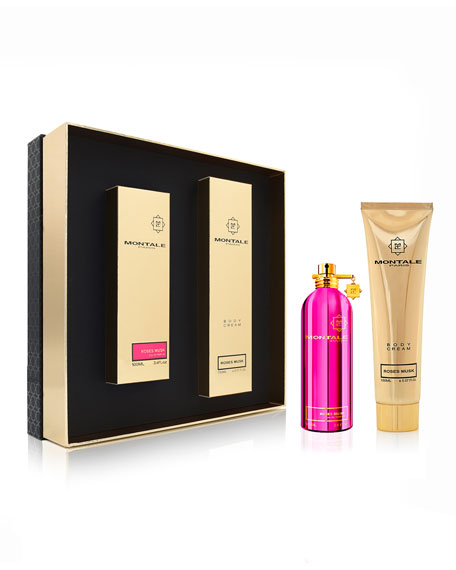 Image 2 of 2: Montale Roses Musk Gift Set ($218 Value)