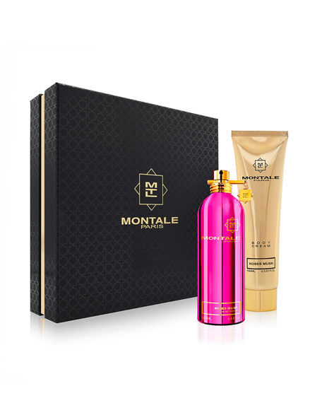Image 1 of 2: Montale Roses Musk Gift Set ($218 Value)