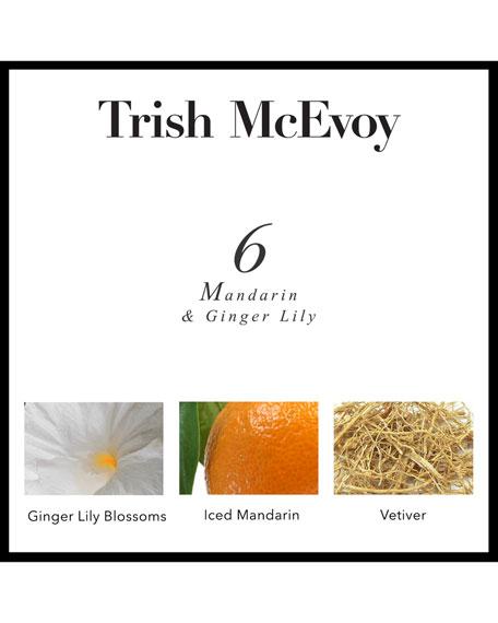 N° 6 Mandarin & Ginger Lily