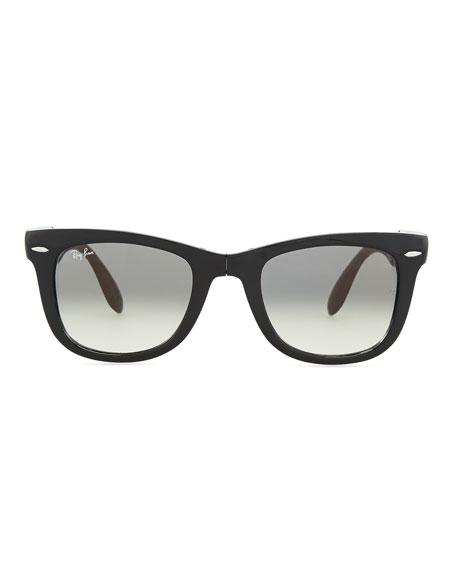 Folding Icons Wayfarer Sunglasses