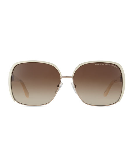 Squared Gradient Lenses, Cream