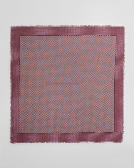 Scialle Notting Hill Stole, Star Ruby