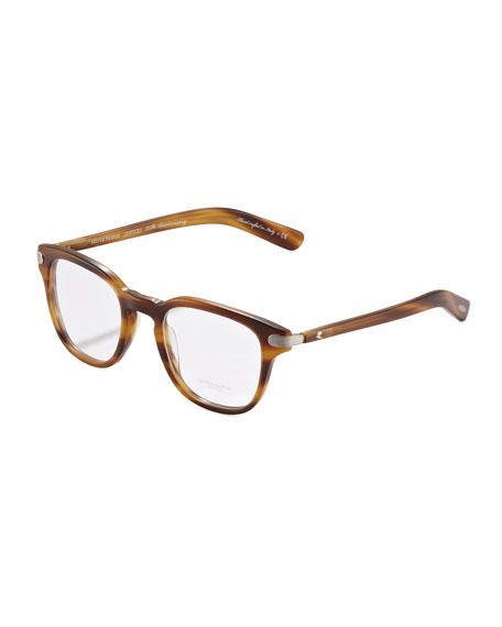 25th Anniversary Fashion Glasses, Matte Sandlewood
