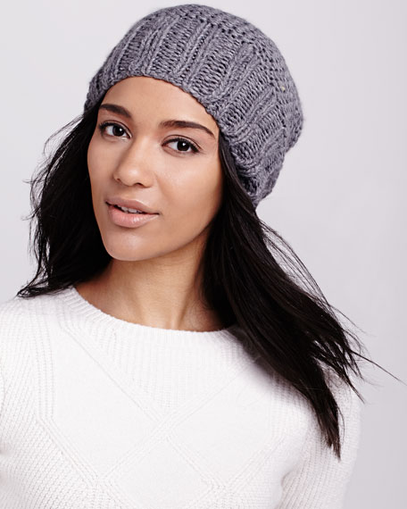 Perfect Slouchy Knit Hat