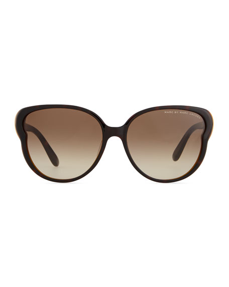 596ac590c9c Marc Jacobs Butterfly Square Sunglasses
