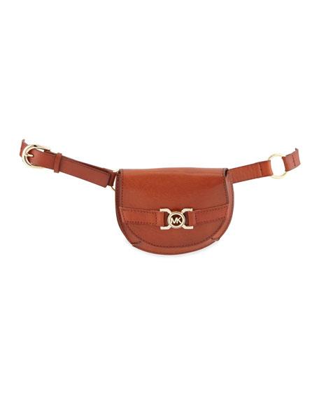 Logo Belted Bag