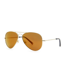 Michael Kors Dylan Aviator Sunglasses