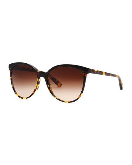 Tortoise Ria Tortoise Ria Oversized Sunglasses Oversized Sunglasses Ria Oversized Sunglasses BoedrWCx