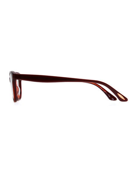Lorell Rouge Fashion Glasses, Red