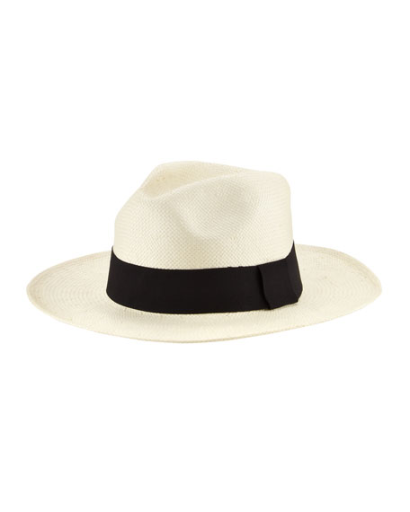 Well Weathered Classic Panama Hat
