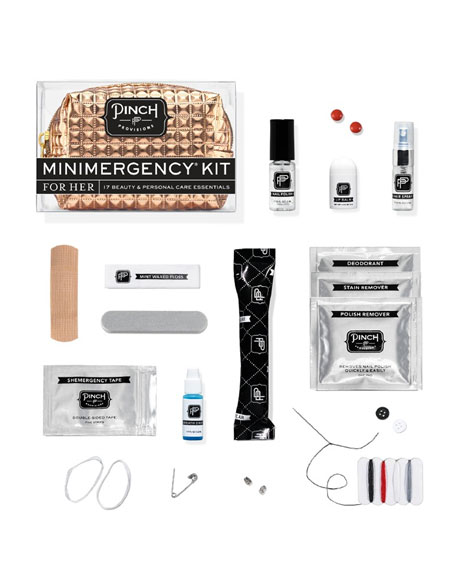 Stud Muffin Minimergency Kit For Her, Gold