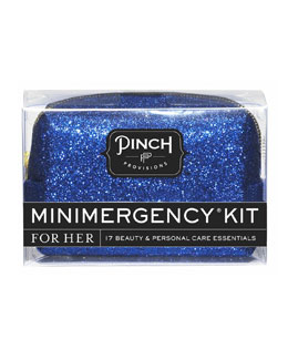 Pinch Provisions Bling It On Minimergency Kit For Her, Blue