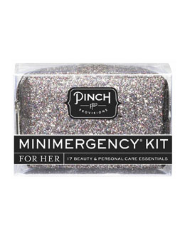 Pinch Provisions Bling It On Minimergency Kit For Her, Silver