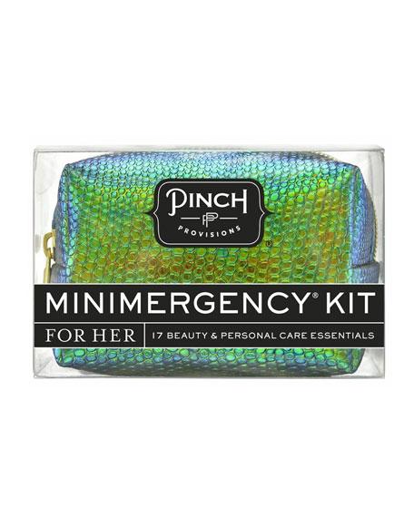 Chameleon Minimergency Kit For Her, Emerald
