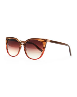 Barton Perreira Ronette Gypsy Rose Sunglasses