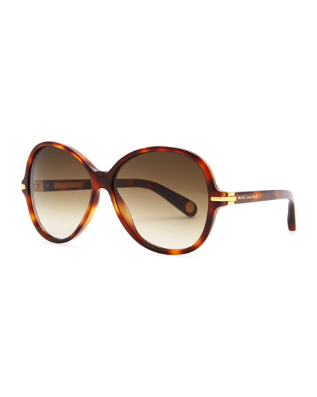 Round 503 Havana Sunglasses