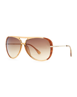 Michael Kors Julia Aviator