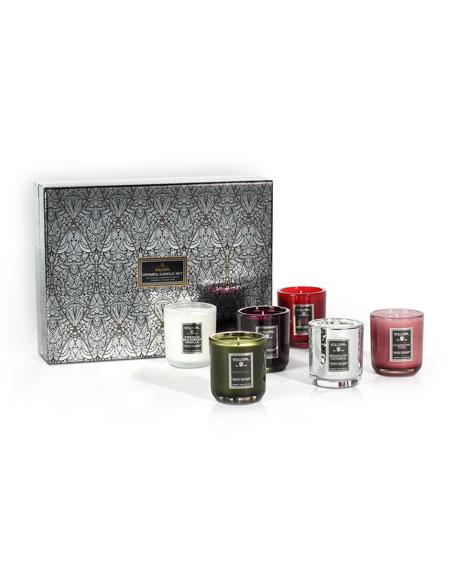 Vermeil Collection Six-Votive Gift Set