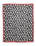 Pinwheel Scarf, Black/Multi