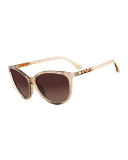 Michael Kors Camila Cat-Eye Sunglasses