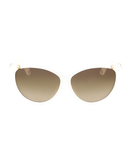 Camila Cat-Eye Sunglasses