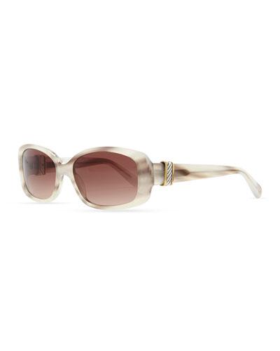 David Yurman Cable Classics Sunglasses