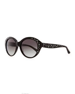 David Yurman Quad Inlay Sunglasses