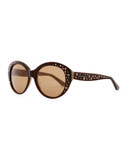 David Yurman Quad Inlay Sunglasses