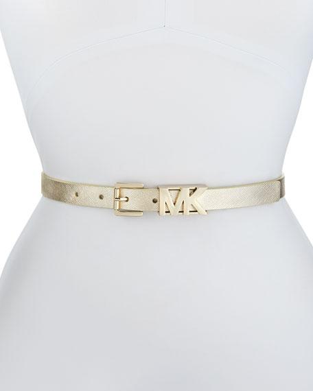 20mm Saffiano MK Belt