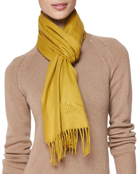 Heritage Cashmere Scarf