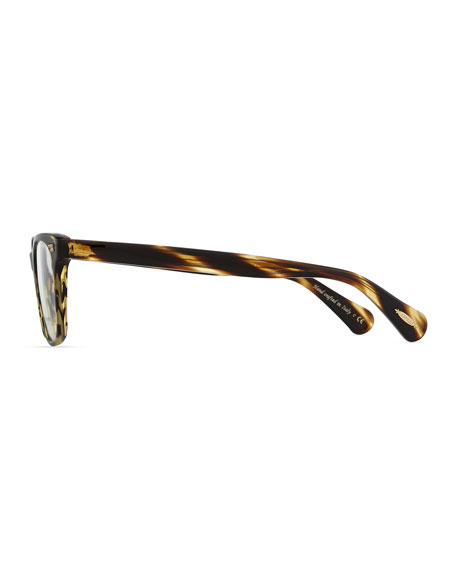 Ollie Rounded Tortoise Fashion Glasses