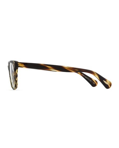 Ollie Rounded Tortoise Fashion Glasses