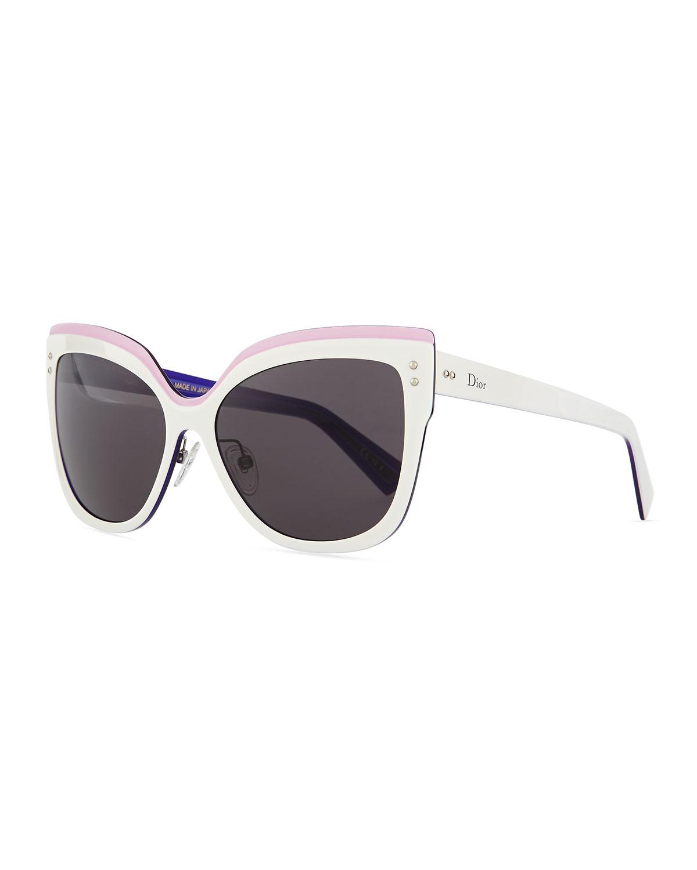 c7c501ae50d Dior Exquise Cat-Eye Sunglasses
