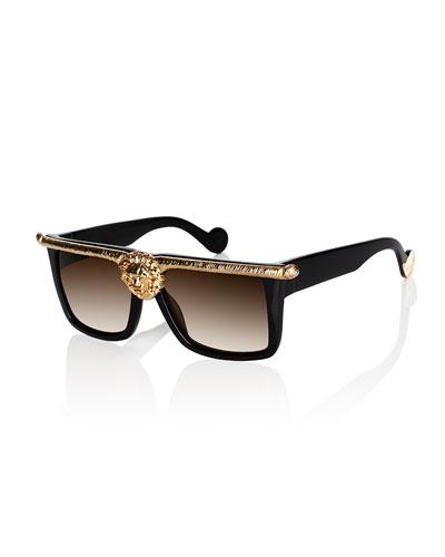 3D Lion Sunglasses