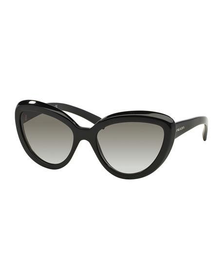 Cat-eye acetate sunglasses Prada IxEqGd7G