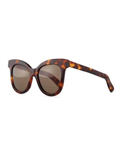 c33344808153e Illesteva Holly Cat-Eye Sunglasses
