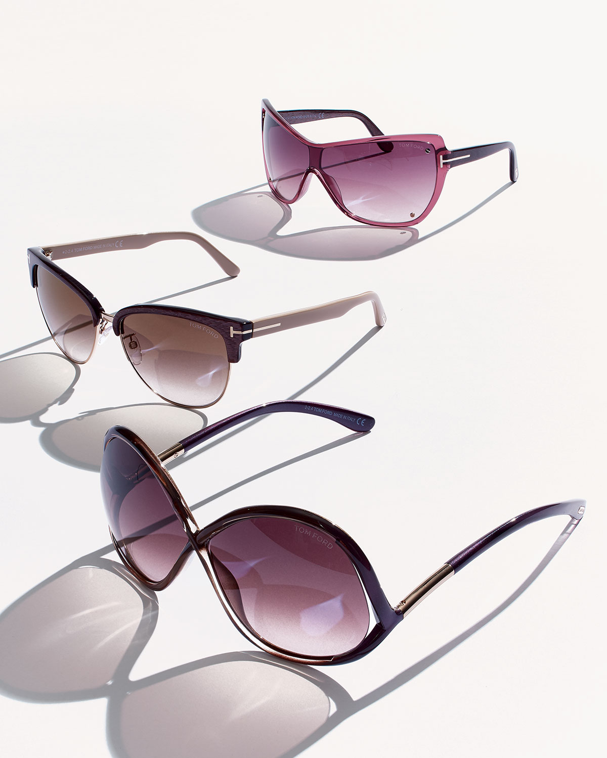 Sunglasses Featuring Tom Ford