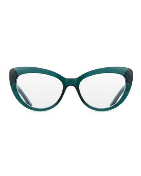 4ed72f8d73e kate spade new york kalena cat-eye reading glasses