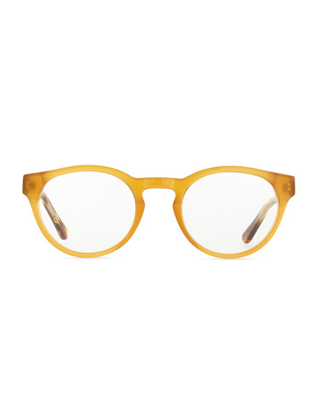 Stanley Fashion Glasses, Light Brown