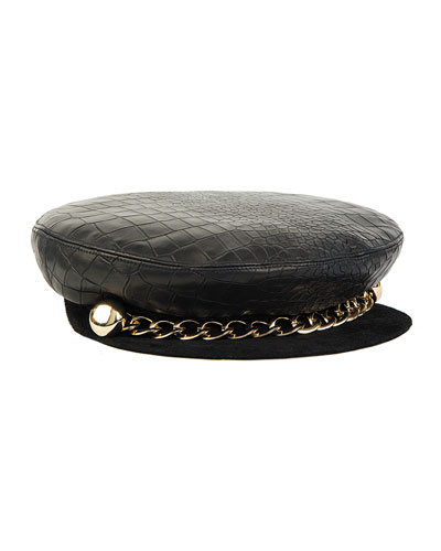 Marina Leather Captain