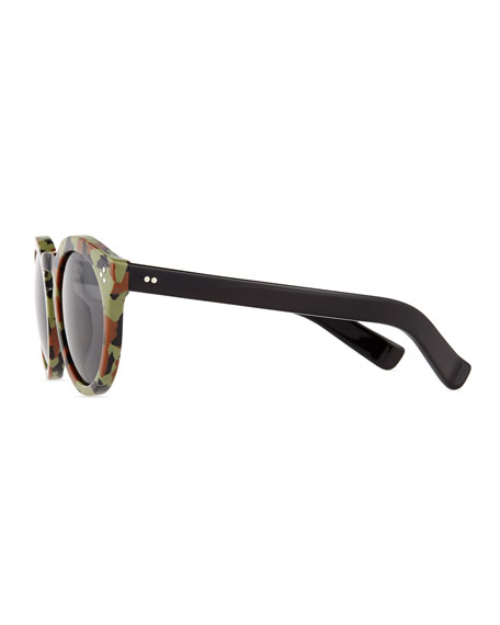 Leonard II Sunglasses, Camo
