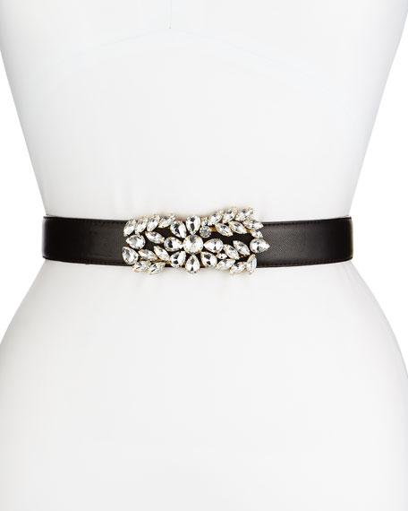 Deborah Drattell Madame Butterfly Short-Jewel Belt